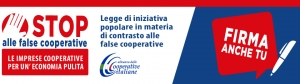 STOP alle false cooperative!