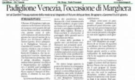 Iniziative Venete partner istituzionale del Padiglione Venezia
